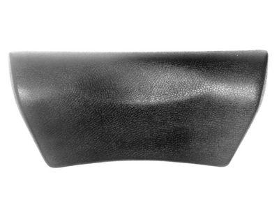 1 Wannenkissen Space 27x13 cm, schwarz – Bild 1