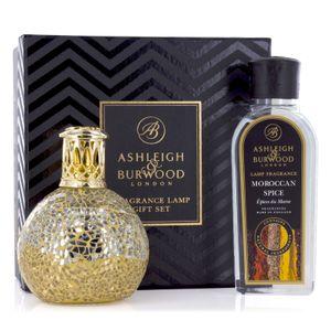 Geschenkset Little Treasure Duftlampe + Moroccan Spice 250ml