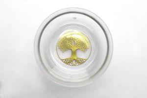 Alladin Karraffe + 2 Wassergläser mit Baum des Lebens (Lebensbaum) – Bild 2