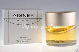 Aigner in Leather Woman
