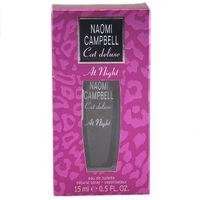 Naomi Campbell Cat Deluxe At Night Damenduft Damen 15 ml  Eau de Toilette Spray