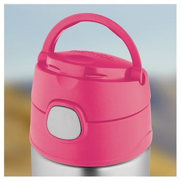 Thermos Isolierflasche FUNtainer pink 355ml 4030.501.035