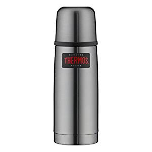 Thermos Isolierflasche Light&Compact, grau 0,35 4019.218.035