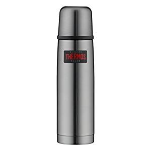 Thermos Isolierflasche Light&Compact, grau 0,5 4019.218.050