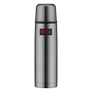 Thermos Isolierflasche Light&Compact, grau 0,75 4019.218.075