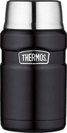Thermos Speisegefäß Stainless King schwarz 710ml 4001.232.071