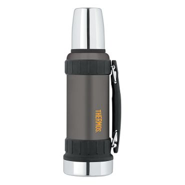 Thermos Isolierflasche Work, anthrazit 1,2l 4027.231.120