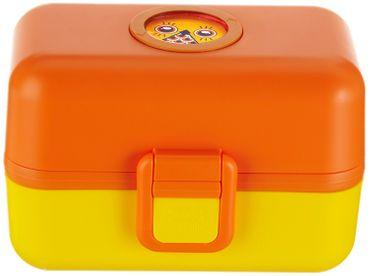 MB Tresor Banana - Der Bento für Kinder gelb / orange 300001011