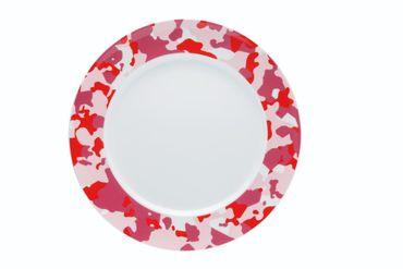 Thomas Sunny Day Camo Red Speiseteller 27 cm 10850-408718-10227
