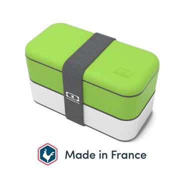 MB Original Green the Bento Box Made in France 120001105