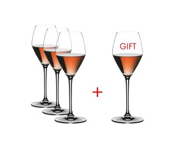 Riedel EXTREME ROSÉ/CHAMPAGNE PAY 3 GET 4 4411/55 (=2x 4441/55)