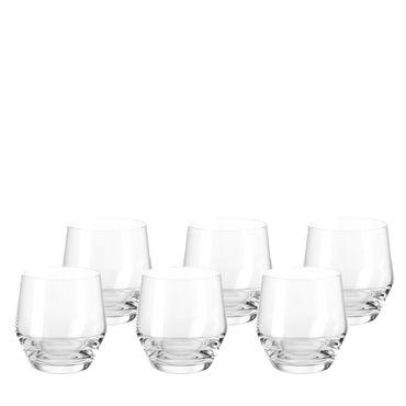 Leonardo Becher Wasserglas Whisky Tumbler Puccini 6er Set 069557