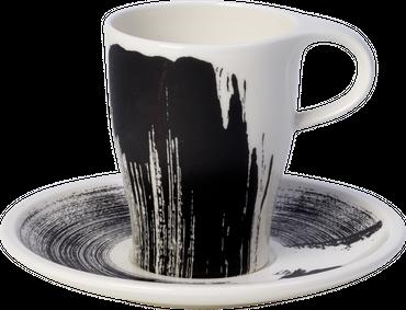 Villeroy & Boch Coffee Passion Awake Kaffeetasse mit Untertasse 2tlg.  10-4248-9122