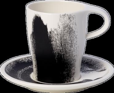 Villeroy & Boch Coffee Passion Awake Kaffeebecher mit Untertasse 2tlg.  10-4248-9125
