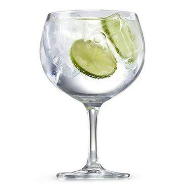 Schott Zwiesel Bar Special, Gin Tonic 80, 6er Set, Kristallglas, 696 ml, 118741 120017 (3x 120017)