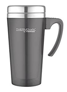 Thermos Trinkbecher Color TC, grau 0,4l 4061.235.040