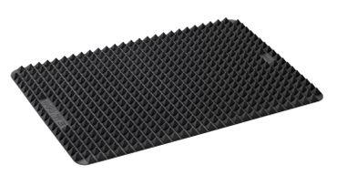 Lurch Flexiform Fett-Trenn-Matte 41x29cm schwarz 00085040