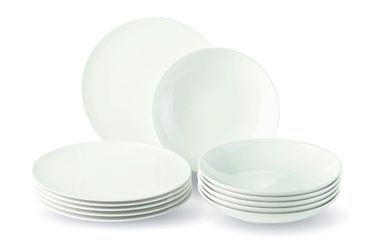 Vivo - Villeroy und Boch Group vivo NewFreshBasic Tafelset 12tlg. 19-5254-7609