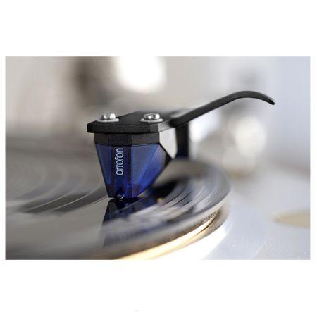 Ortofon 2M Blue on SH-4 Headshell Black Moving Magnet Cartridge – image 3