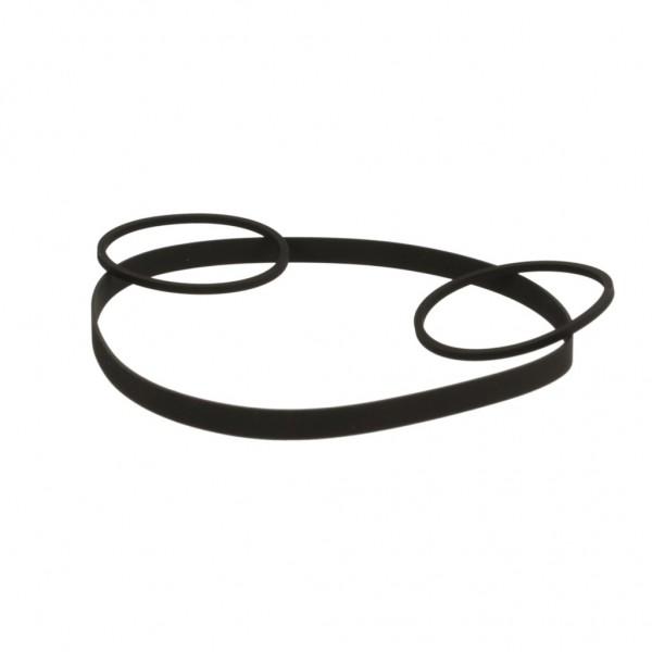 Pioneer CT-F 1250 Riemen-Set Belt Kit Courroie Cinghia Kassettendeck Tape Deck