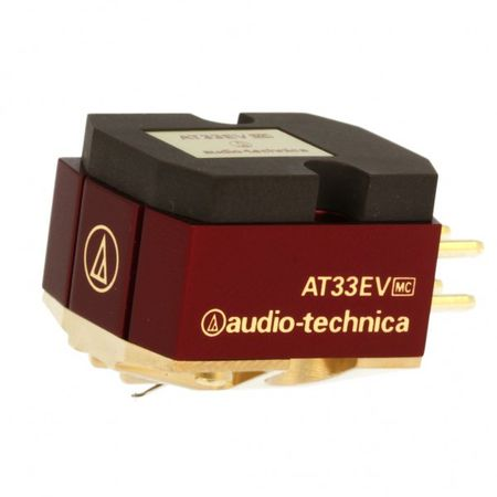 Audio Technica AT 33 EV Tonabnehmer