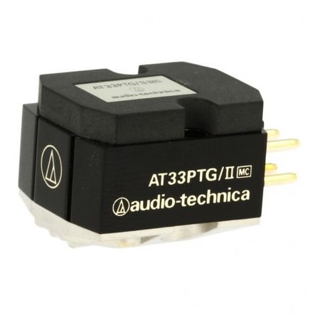 Audio Technica AT 33 PTG II Tonabnehmer