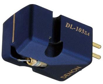 Denon DL 103 SA Tonabnehmer