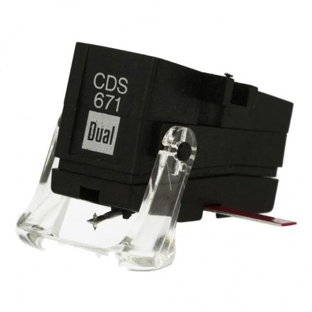Dual CDS 671/8 Cartridge