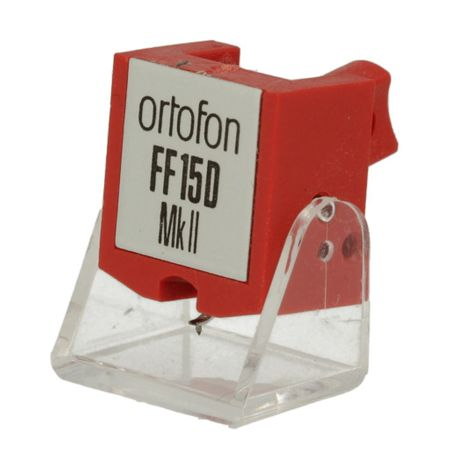 Ortofon NF 15 D MKII Stylus for FF 15 D MKII - Genuine stylus