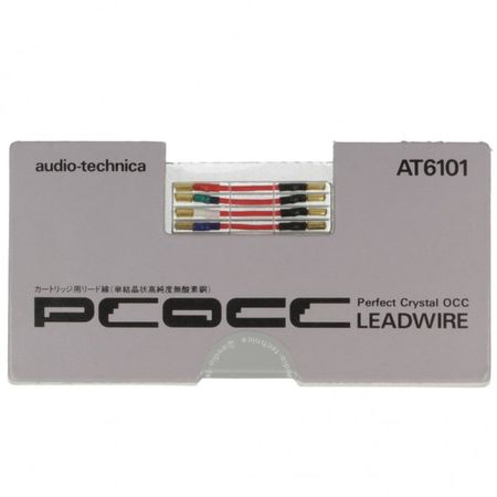 Audio Technica AT-6101 Cartridge to headshell PCOCC lead wires – image 2