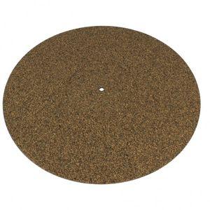 Thakker MAT-CR1 Kork-Gummi Plattentellerauflage 001