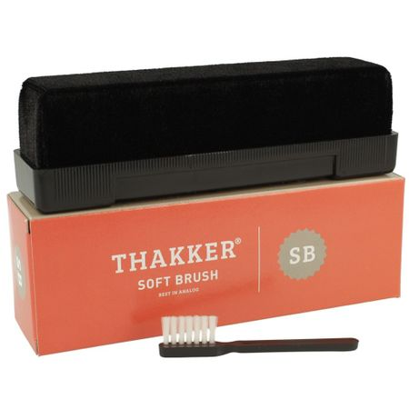 Thakker Soft Brush Velvet Cleaning Brush for Vinyl Records Antistatic  – image 2