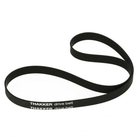 Thakker flat belt / Ø 128,0 x 4,0 x 0,9 / circumference: 402 mm