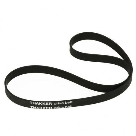 Thakker flat belt / Ø 125,0 x 4,0 x 0,7 / circumference: 393 mm