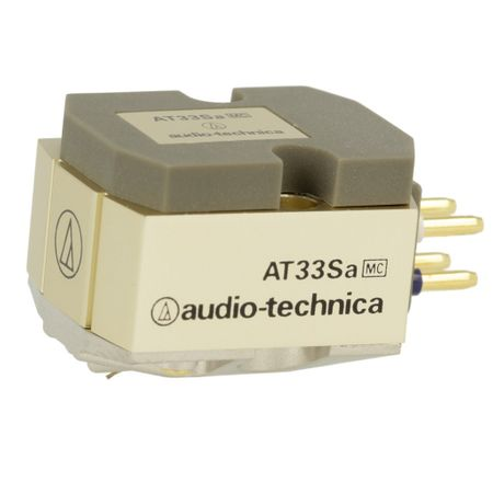 Audio Technica AT 33 Sa Tonabnehmer