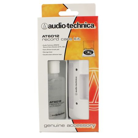 Audio Technica AT 6012 Record Care Kit  – Bild 2