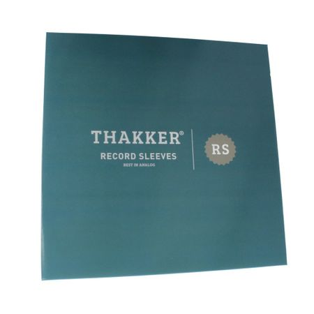 Thakker LP Record sleeves Vinyl Record Inner Covers, antistatic 100 pcs – image 1