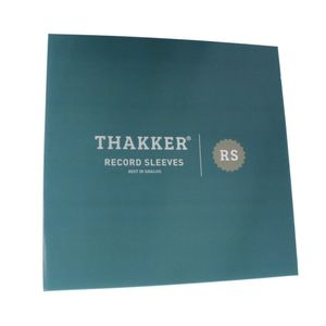 Thakker LP Record sleeves Vinyl Record Inner Covers, antistatic 100 pcs 001