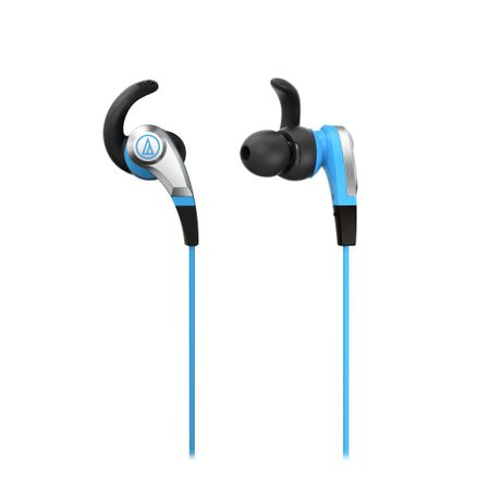 Audio Technica ATH-CKX5BL SonicFuel In Ear Headphones - Blue