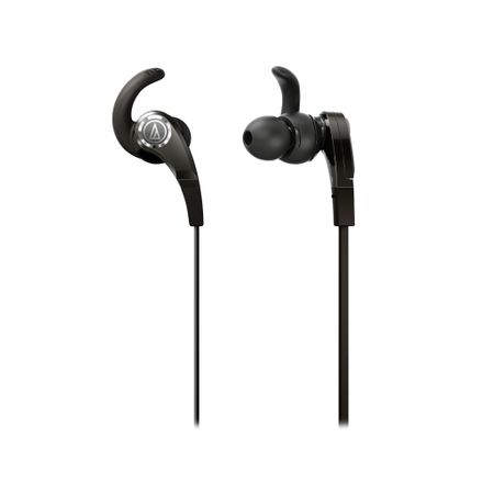 Audio Technica ATH-CKX7BK SonicFuel In Ear Headphones - Black