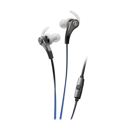 Audio Technica ATH-CKX9iS SonicFuel In Ear Kopfhörer - Silber