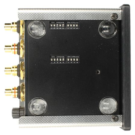 Thakker Satu phono preamp MM / MC - black – image 3