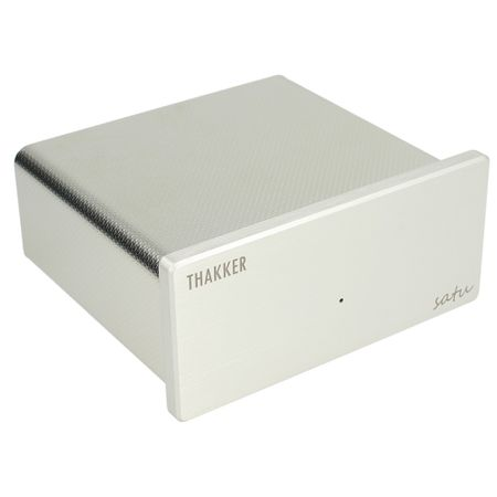 Thakker Satu phono preamp MM / MC - silver – image 1