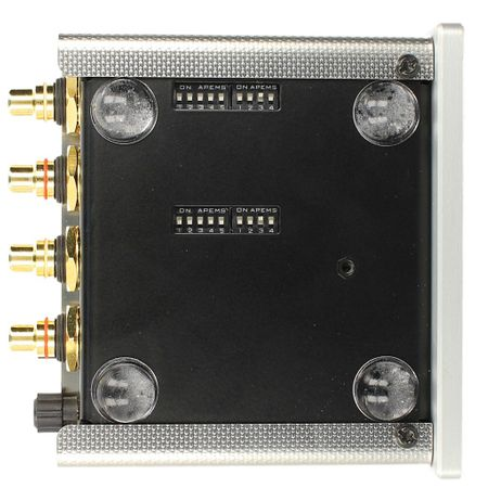Thakker Satu phono preamp MM / MC - silver – image 3