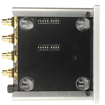 Thakker Satu Phono-Vorverstärker Pre Amp MM / MC - Silber – Bild 3
