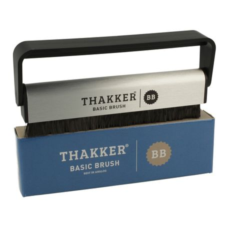 Thakker Basic Brush Antistatic carbon fiber brush for Record Cleaning  – image 2