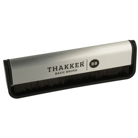 Thakker Basic Brush Antistatic carbon fiber brush for Record Cleaning