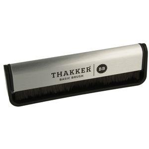 Thakker Basic Brush Antistatik Schallplattenbürste mit Kohlefaser / Carbon 001