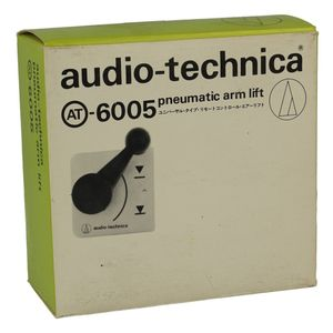 Audio Technica AT-6005 pneumatischer Tonarmlift 001