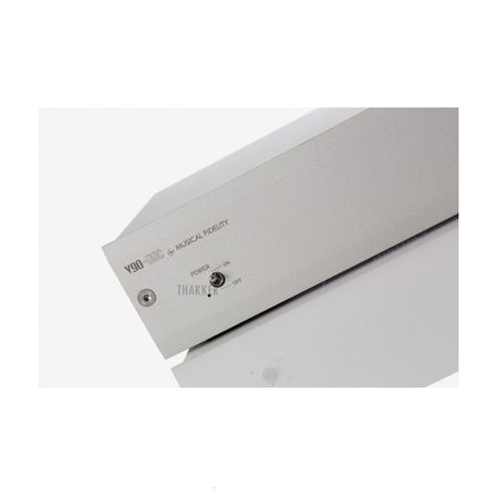 Musical Fidelity V90-DAC High Performance D/A converter silver – image 5